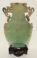 CINA (China): Very Fine Chinese Vase Carved In Jade - Arte Orientale