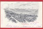 LAUSANNE DERRIÈRE-BOURG 1898 - VD Vaud