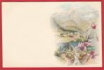 LES AVANTS SUR MONTREUX, LITHO 1897 / 1905 - VD Vaud