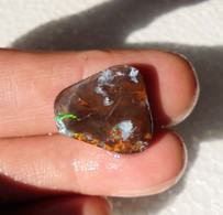 Australian Boulder Opal (18.6 Ct) - Ready For Setting - Opale