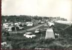 76 - Quiberville Sur Mer : Le Camping - Voitures (Simca1000 - Peugeot 404...) - Otros Municipios