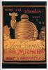 """Michelin : """"Il Boit L'obstacle"""" 1898 - Vieux Papiers"""