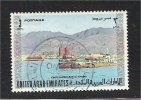 UAE - Scott 22               Khor Khwair – Ras Al Khaima - Geografia