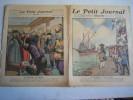 LE PETIT JOURNAL N° 1667 03/12/1922  LE TRIOMPHE DE L'ECOLE NAVALE + LE FEMINISME A LA CHINOISE - Journaux - Quotidiens
