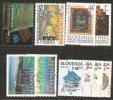 SLOVENIA   1993   Yvert 37-45; 56 N° 10 V.   MNH - Slovenia