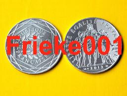 Frankrijk - France - 10 Euro 2012 Hercules Zilver. - France
