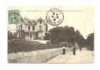 Cp, 44, La Baule, Avenue Des Evens Et Ker Maurice, Voyagée 1921 - La Baule-Escoublac