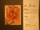 "EGYPTE  Taxe  ( O )  De  1927 / 1941     ""   N°  T 30 A        ""      1  Val. - Egypt"
