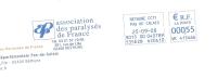 Maladie, Paralysie, Association, France, Béthune - EMA Secap - Enveloppe Entière  (J336) - Handicap