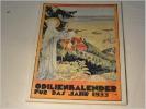Almanach Ste Odile 1933 Alsace En Allemand - Autres