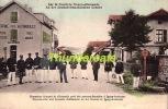 SUR LA FRONTIERE FRANCO ALLEMANDE AN DER DEUTSCH FRANZOSISICHEN GRENZE DOUANIERS FRANCAIS ET ALLEMANDS PRES DES POTEAUX - Douane