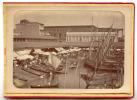 Afrique Photographie Originale CAP VERT Marché Da PRAIA 1880   ( Portugal) - Afrique