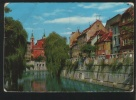 SLOVENIA Postcard LJUBLJANA - Slovenia