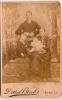 Famille Anglaise/ Groupe/David BROOKS/BURNLEY, Angleterre/1890-1900     PH35