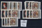 Liechtensteinische BM,  5 X Zumstein-Nr 723 - 726, Postfrisch **, Los 32449 - Collections