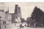20193 Orléans , Place étape Et Cathedrale. LL 139 Attelage - Orleans
