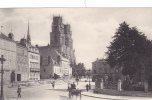 20193 Orléans , Place étape Et Cathedrale. LL 139 Attelage