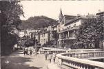 20204 Amelie Les Bains. Promenade Et Pont Du Mondoni . 13 Real Photo Cap - Enfant - France