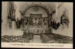 83 - LA ROQUEBRUSSANNE - ND De La NATIVITE - Intérieur De L'Eglise - 1932 - La Roquebrussanne