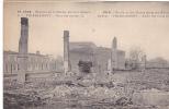 20208 Guerre 1914 -1918 Dans Les Ruines - Bataille Marne Sept 1914 . Thieblemont France- éd Gauthier - Guerre 1914-18
