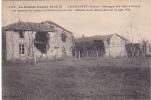 20210 Guerre 1914 -1918  Ruines -vassincourt Meuse France Passage Obus Travers Maisons. Marne -photo Ex.... - Guerre 1914-18