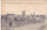 20211 Guerre 1914 -1918  Ruines Bataille Marne - Huiron Rue Descendante -gauthier Saint Dizier - Guerre 1914-18