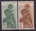 Wallis Et Futuna  PA N°   1 Et 2   Neufs  ** - Ohne Zuordnung