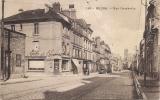 CPA  (51)      REIMS  -   Rue Gambetta   (Etablissements Economiques) - Reims