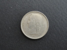 1952 - 1 Franc - Belgique - 04. 1 Franco