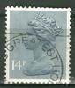 GRANDE BRETAGNE - N° YT 967 Oblit - 1952-.... (Elizabeth II)