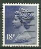 GRANDE BRETAGNE - N° YT 969 Oblit - 1952-.... (Elizabeth II)