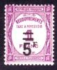 France - Timbres-Taxe - N° 65 Neuf Sans Charnière. - 1859-1955 Nuevos