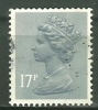GRANDE BRETAGNE - N° YT 1077c Oblit - 1952-.... (Elizabeth II)