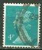 GRANDE BRETAGNE - N° YT 1150 Oblit - 1952-.... (Elizabeth II)