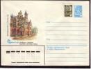 LITHUANIA Klaipeda Post On 1982 Russia USSR Stationety Cover #11997 - Lituania