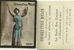MELIA CIGARETTES ALGER   GERARD TIRAGE L SERIE 10 - Vieux Papiers