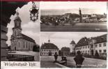 15421) Deutschland, Bayern, Wiesentheid / Unterfranken - Mehrbildkarte. - Kitzingen