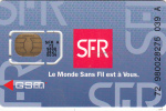 FRANCE - SFR GSM(matt Surface), Chip F18, Mint - Frankrijk