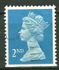 GRANDE BRETAGNE - N° YT 1392a Oblit - 1952-.... (Elizabeth II)
