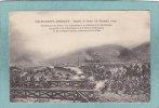 21 - NUITS-SAINT-GEORGES  -  Bataille De Nuits  ( 18 Décembre 1870 )  - CARTE ANIMEE  - Trace Usure Bas Droit Au Dos - Nuits Saint Georges