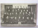 (86) - CARTE PHOTO - SOUVENIR DE GUERAUD LOUIS - ECOLE DE L'X - PROMOTION 1913 - POITIERS - TAUPE POITEVINE S & KOH - Poitiers