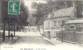 PARIS.MONTMARTRE.LA RUE GIRARDON - Arrondissement: 18