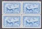 Canada C 7 X 4  ** - Airmail