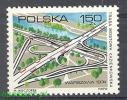 Poland 1974 Mi 2327 MNH - Cars, Transport - Automobili