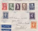 Belle Lettre  Nederland 1947, Doetinchen Pour Auckland Nouvelle Zélande/951 - Postal History