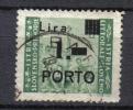 BIN327 - ISTRIA LITORALE SLOVENO 1946 , Tasse N. 5k  Punto Quadro - Occup. Iugoslava: Litorale Sloveno