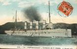 Le ''Chateaurenault'', Croiseur De 1re Classe - Guerre