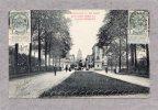 25064    Belgio,  Bruxelles,  Le  Parc (entree  Vers La  Place  Royale),  VG  1910 - Foreste, Parchi, Giardini