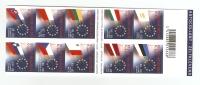 CARNET BOEKJE N° 44 2004 **  DRAPEAUX EUROPE NEUF COLLECTION N° 1 - Booklets 1953-....