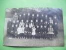 Photo D'ecole Ancienne 14x9cm Environ -a Identifier - Photos